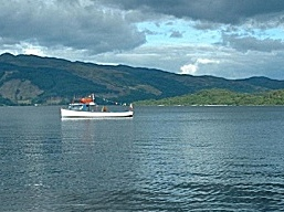 Loch Lomond boating impact study