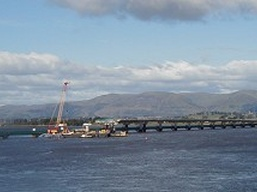 Second Kincardine Bridge Crossing