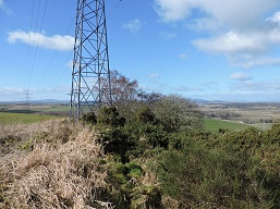 Kintore to Aberdeen Bay Powerline