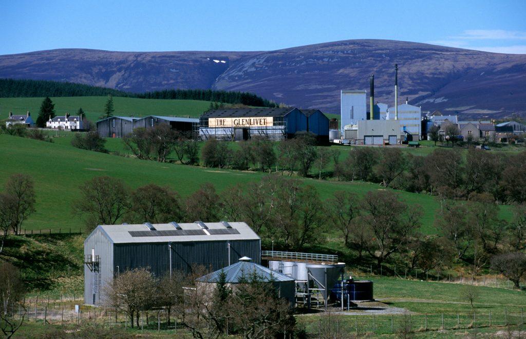 Glenlivet Distillery